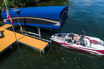 Boat Lifts and Canopies