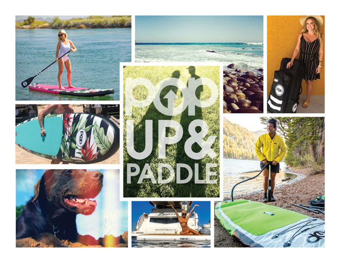Pop Paddle Boards Catalog
